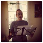cours de chant paris